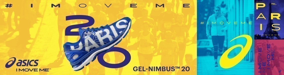 Asics Gel-Nimbus 20 Marathon