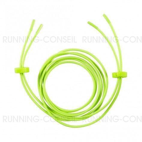 RONHILL Lacets Elastiques 91cm | Fluo Yellow