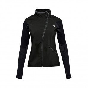 DIADORA L. JACKET WIN FEMME | BLACK | Collection Printemps-Été 2019