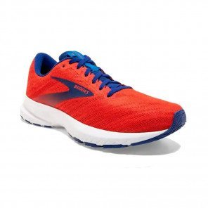 BROOKS LAUNCH 7 Homme | Cherry/Red/Mazarine