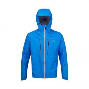 RONHILL VESTE FORTIFY INFINTY Homme | ELECTRIC BLUE/FLAME
