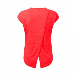 RONHILL Tee-Shirt AIR-DRY INFINITY Femme   Hot Pink Marl