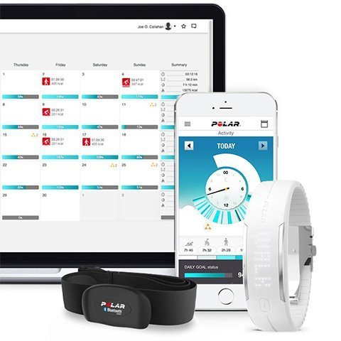 Polar Loop 2 service web et application Polar flow